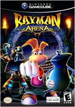 Rayman Arena for GameCube last updated Jan 23, 2008