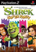 Shrek: Super Party PS2