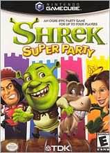 Shrek: Super Party GameCube