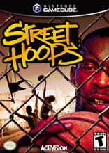 Street Hoops GameCube