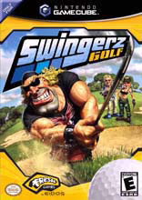 Swingerz Golf GameCube