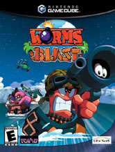 Worms Blast GameCube