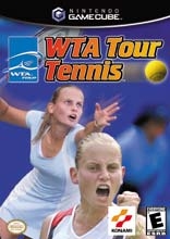 WTA Tour Tennis GameCube