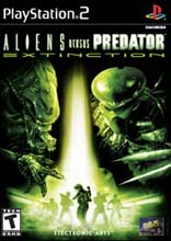 Aliens vs. Predator: Extinction PS2