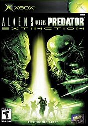 Aliens vs. Predator: Extinction Xbox