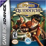 Harry Potter: Quidditch World Cup GBA