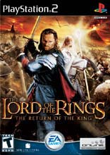 Lord of the Rings: Return of the King PS2