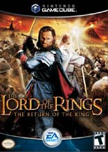Lord of the Rings: Return of the King GameCube
