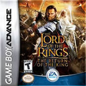 Lord of the Rings: Return of the King GBA