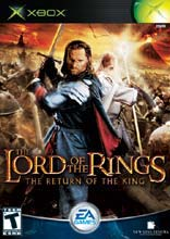 Lord of the Rings: Return of the King Xbox