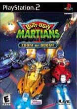 Butt Ugly Martians: Zoom or Doom PS2