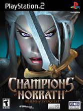 Champions of Norrath: Realms of Everquest PS2