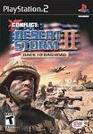 Conflict: Desert Storm II - Back to Baghdad for PlayStation 2 last updated Jul 31, 2009