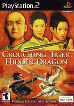 Crouching Tiger, Hidden Dragon PS2