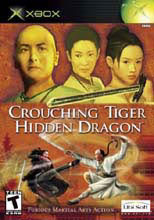 Crouching Tiger, Hidden Dragon Xbox