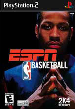 ESPN NBA Basketball PS2