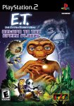 ET: Return to the Green Planet PS2