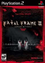 Fatal Frame 2: Crimson Butterfly PS2