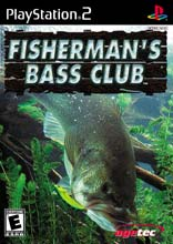 Fisherman's Bass Club PS2