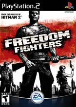 Freedom Fighters PS2