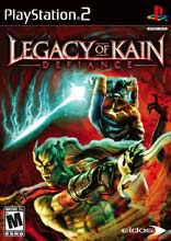 Legacy of Kain: Defiance PS2