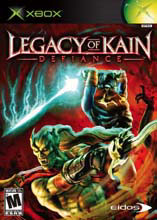 Legacy of Kain for Xbox last updated May 25, 2004