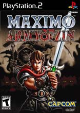 Maximo vs. Army of Zin PS2