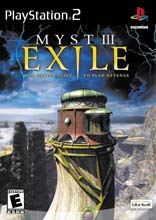 Myst III: Exile for PlayStation 2 last updated Aug 12, 2003