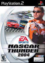 NASCAR Thunder 2004 for PlayStation 2 last updated Dec 11, 2007