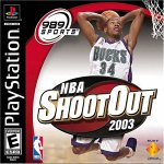 NBA ShootOut 2003 for PlayStation last updated Mar 18, 2004