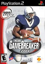NCAA GameBreaker 2004 PS2