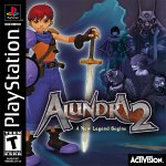 Alundra 2: The Mystery of the Machinevolution PSX