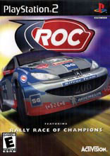 Rally Fusion: Race of Champions PS2