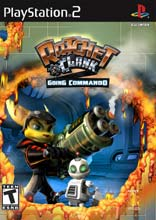 Ratchet & Clank 2: Going Commando PS2