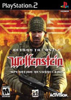 Return to Castle Wolfenstein: Operation Resurrection for PlayStation 2 last updated Jul 11, 2012