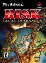 Risk: Global Domination PS2