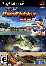 Sega Bass Fishing Duel PS2