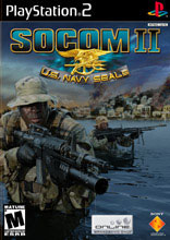 SOCOM II: U.S. Navy Seals for PlayStation 2 last updated Sep 20, 2005