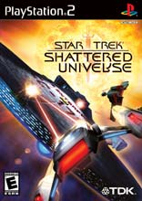 Star Trek: Shattered Universe PS2