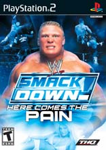 WWE SmackDown: Here Comes the Pain PS2