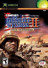 Conflict Desert Storm 2: Back to Baghdad for Xbox last updated Jul 03, 2004