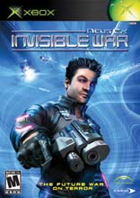 Deus Ex: Invisible War Xbox