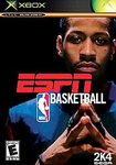 ESPN NBA Basketball Xbox
