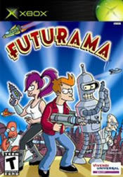 Futurama for Xbox last updated Feb 23, 2004