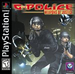 G-Police 2: Weapons of Justice PSX