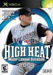 High Heat Baseball 2004 Xbox