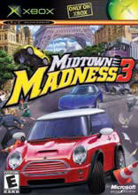 Midtown Madness 3 Xbox