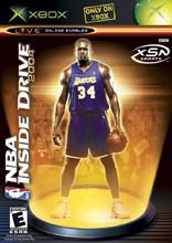 NBA Inside Drive 2004 for Xbox last updated Dec 01, 2003
