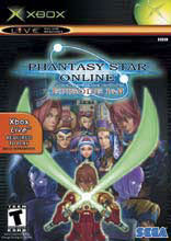 Phantasy Star Online for Xbox last updated Jul 30, 2005