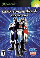 Rent a Hero No. 1 Xbox